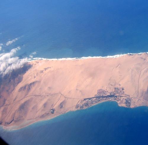 Deserto e mare