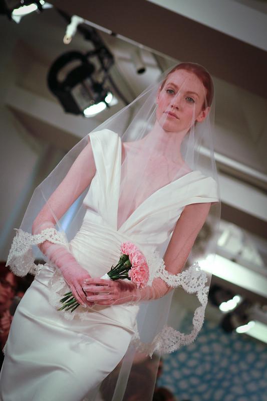 Oscar de la Renta Bridal 2014 - 153