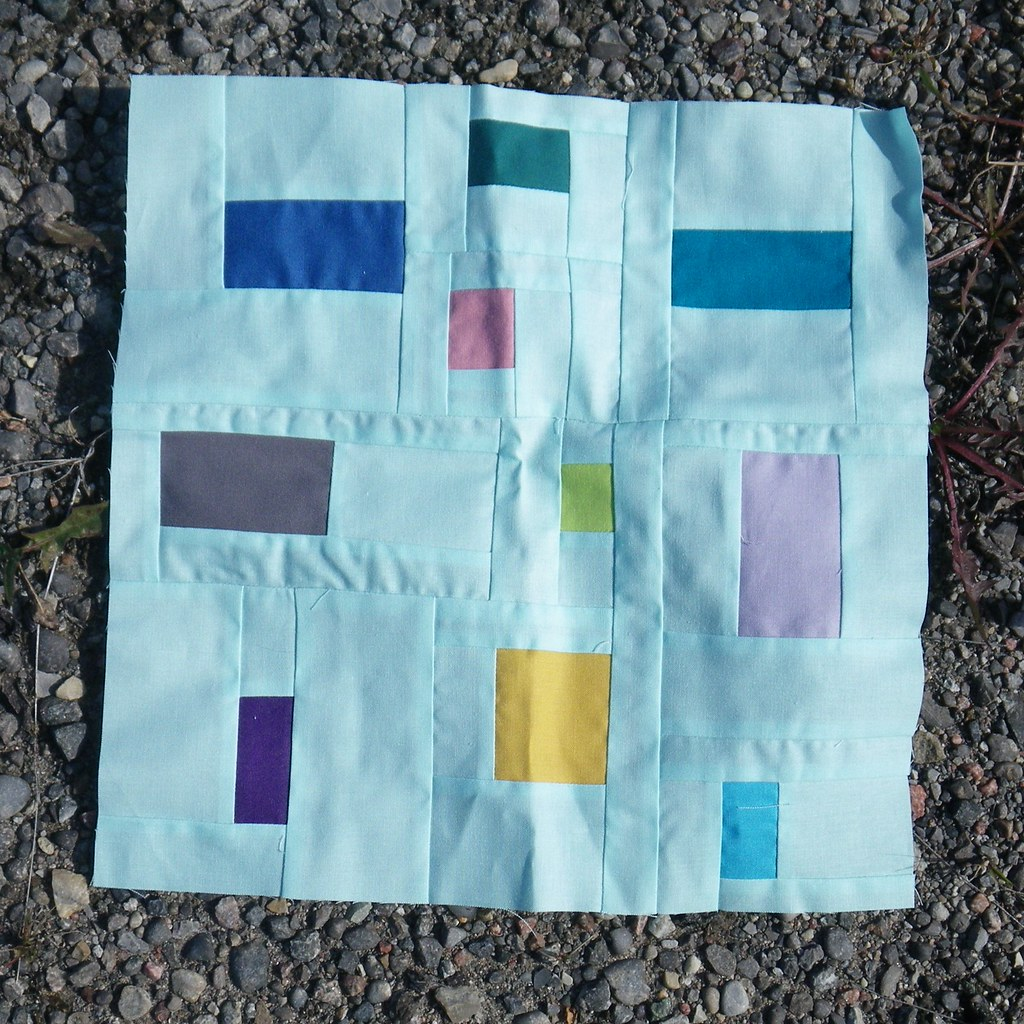 Confetti block 2 for Pam