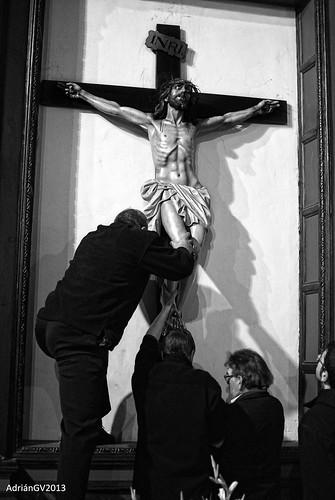 Cristo de Talayuelas 2 by ADRIANGV2009