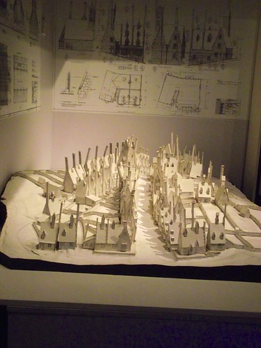 Hogsmeade Paper Model
