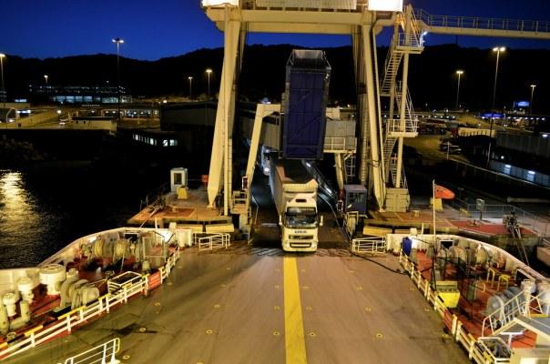 Dover-Calais Ferry