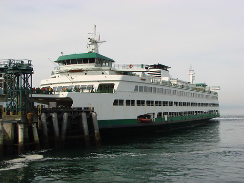 M/V Wenatchee by WSDOT