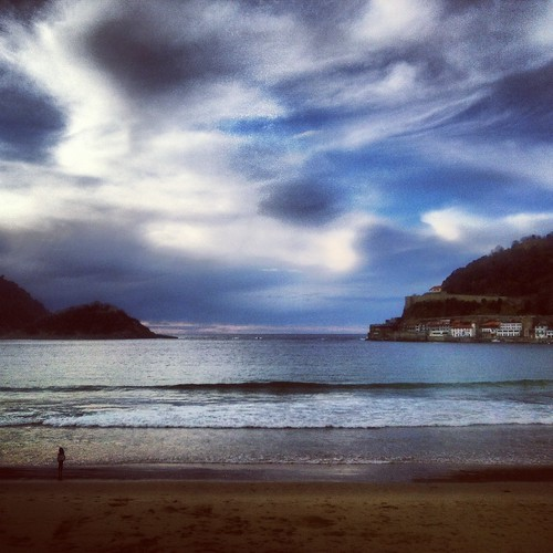 Playa de la Concha, Donosti