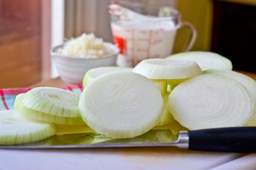 Roasted Parmesan Creamed Onions-2