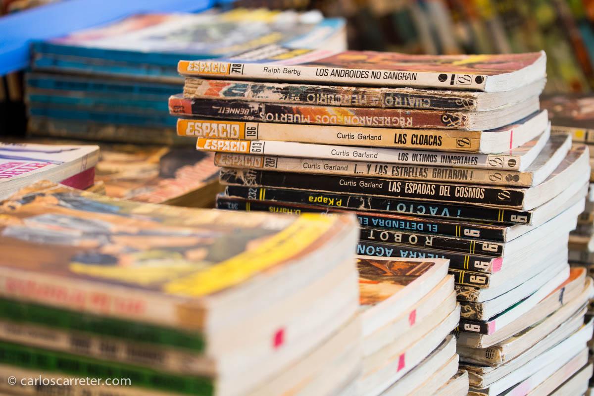 Coleccionismo de libros de ciencia ficción