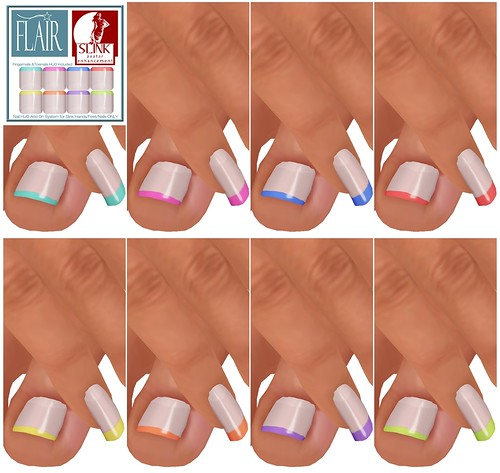 Flair - Nails Set 75