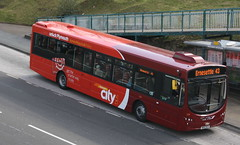 104 - Plymouth Citybus - WA12ACX