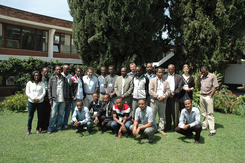 Participants of the SLATE training( 1 - 5 April 2013)