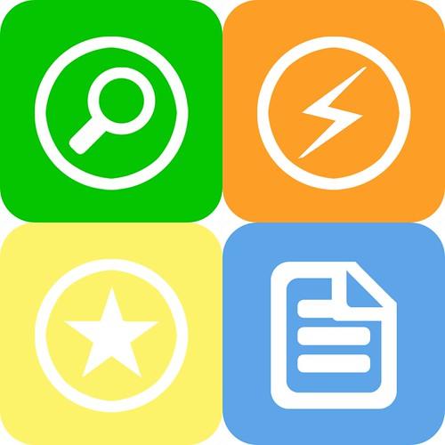 検索ハブ、MyScripts、MyShortCuts+Viewer、MyEditor