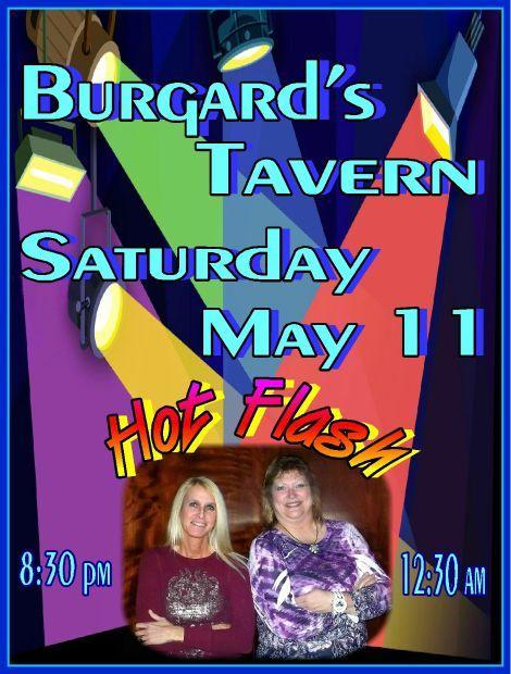 May 11 Burgards