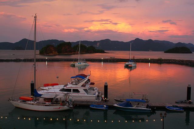 Sunset - Langkawi