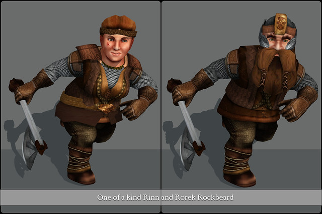 Fantasy Faire - Dwarfins Pic 2