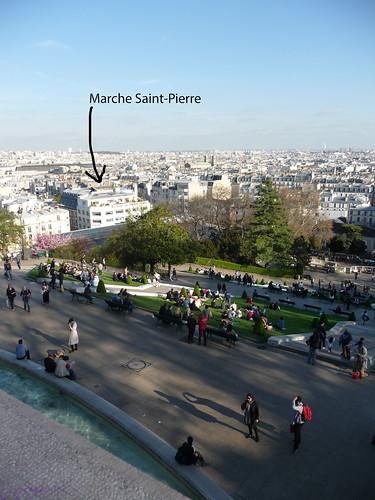 Marche Saint-Pierre Location