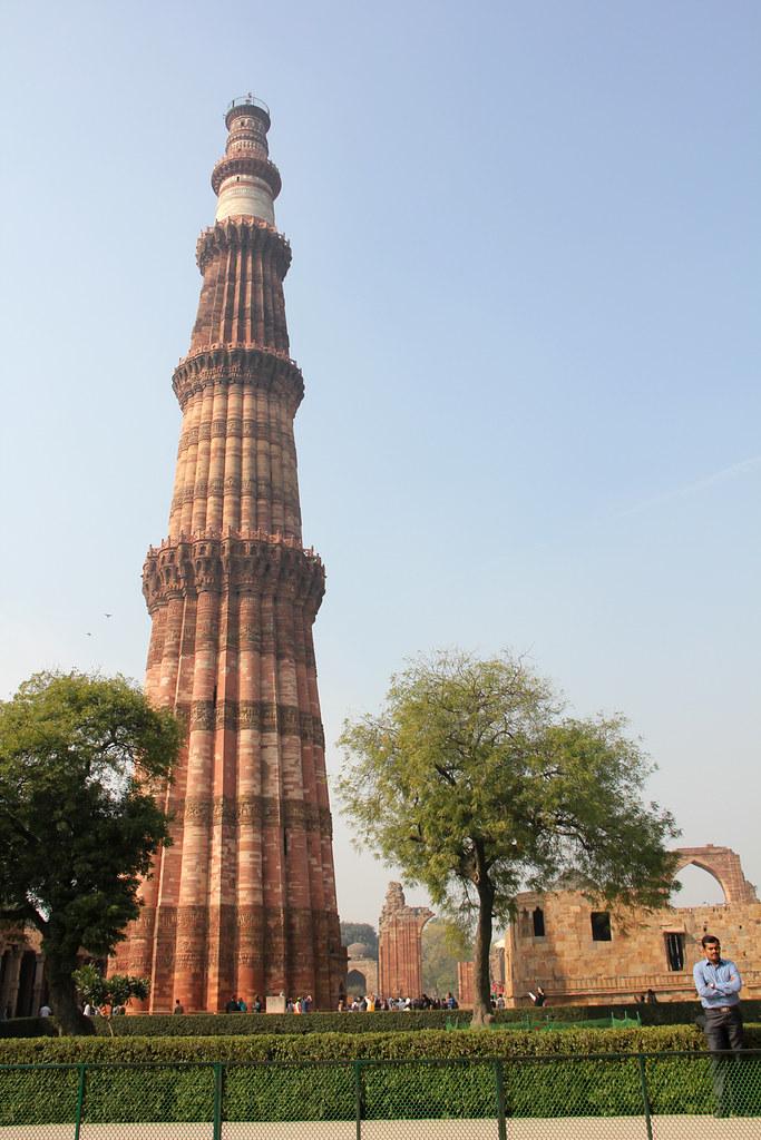 72.5 meter tall minaret