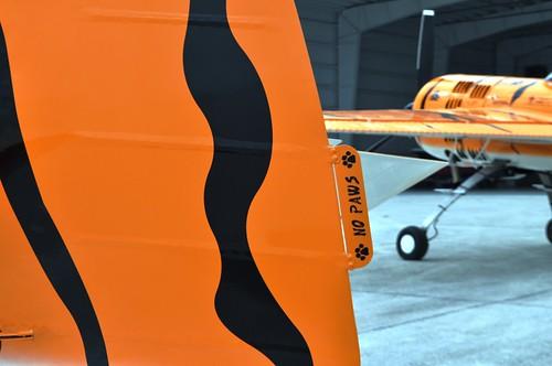 Tiger Yak 55s, Florida International Air Show, Punta Gorda, March 2013