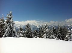 Rundblick Lutterkopf, kurz vor dem Gipfel