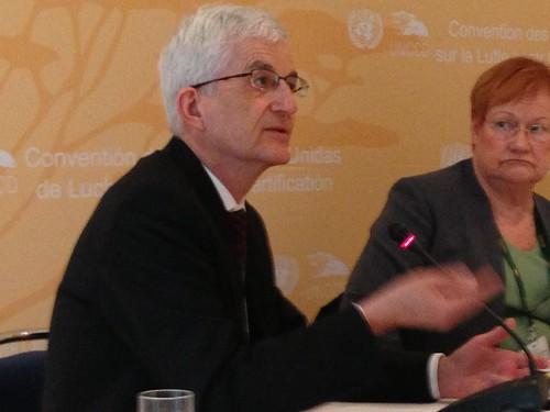 Walter Amman, GRF, Press Conference, Tuesday 9 April 2013