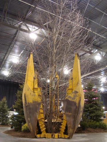Tree spade