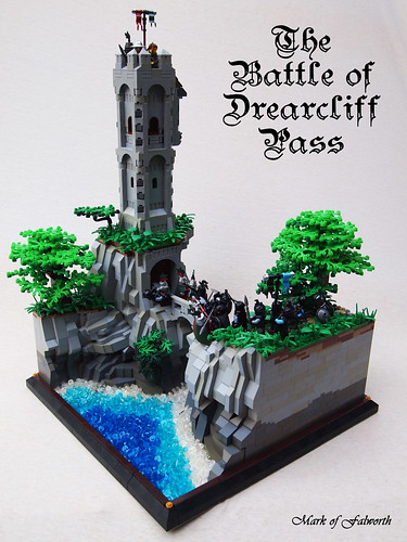 The Battle of Drearcliff Pass
