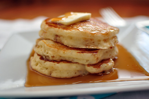 Buttermilk Pancakes 6