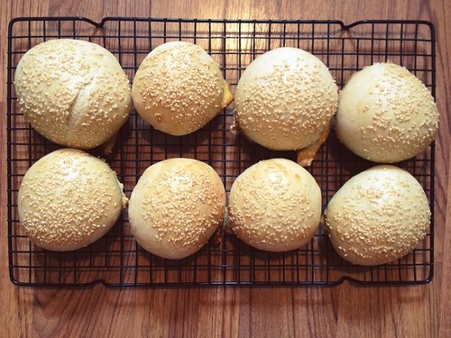 Jessica bakes bread