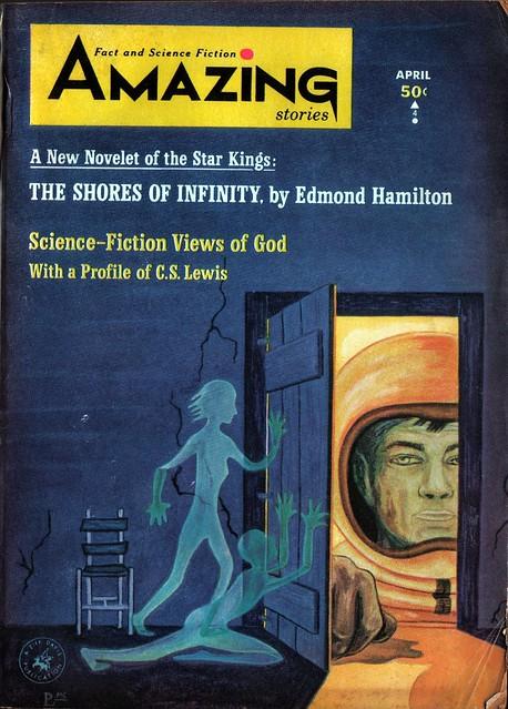 Amazing Stories - April, 1965
