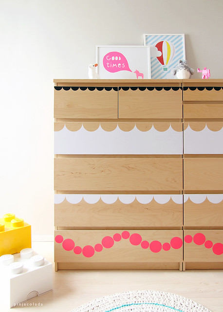 DIY: Malm Dresser by IKEA