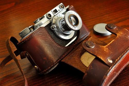 Fed-1, Η αρχή μιας ένδοξης φωτογραφικής ιστορίας