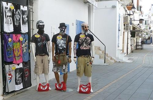 Ibiza dudes