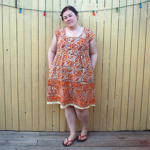 Washi Dress V2 front
