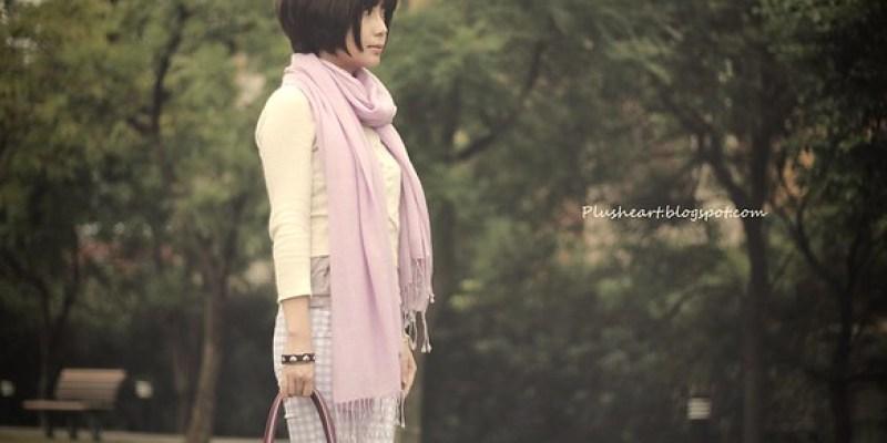 ▌Outfit ▌ 紫色X紫色 ‧ 印度紀念品X老媽的愛心