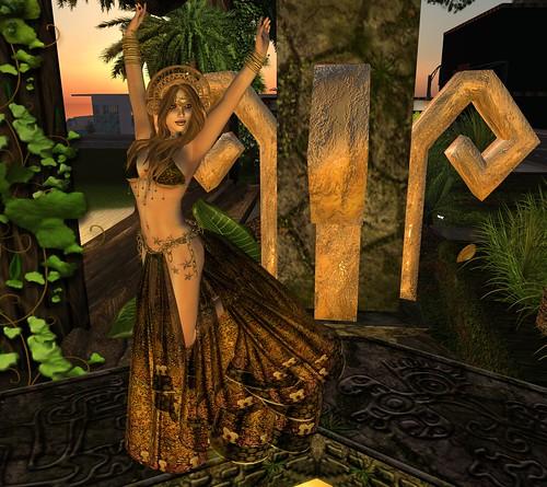 Mayan Dress1