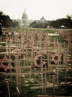 Crosses, Crescents, and Stars on the National Mall