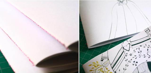 detail 2 diy notebook