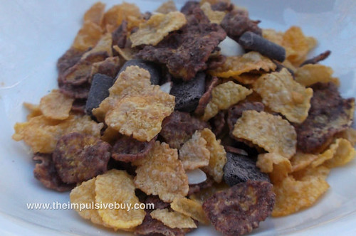Kellogg's Limited Edition Rocky Mountain Chocolate Factory Chocolatey Almond Cereal Dry