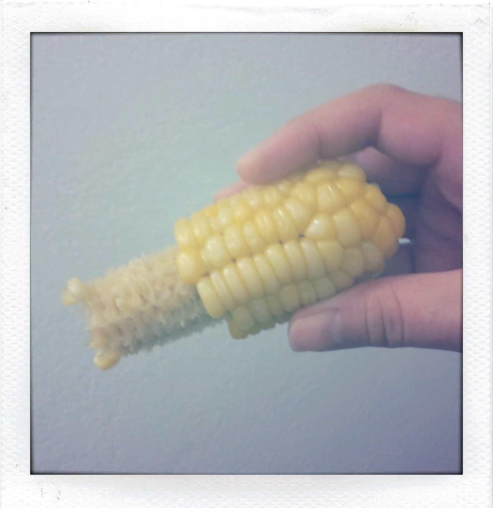 corn, not the band