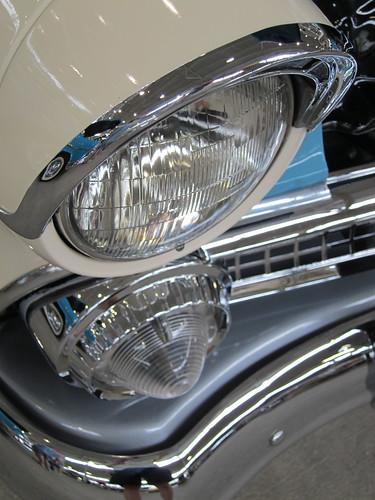 1955 Ford Sunliner d