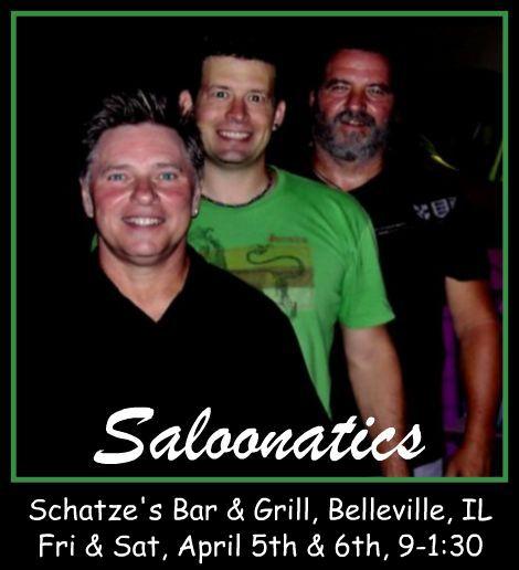 Saloonatics 4-5, 4-6-13