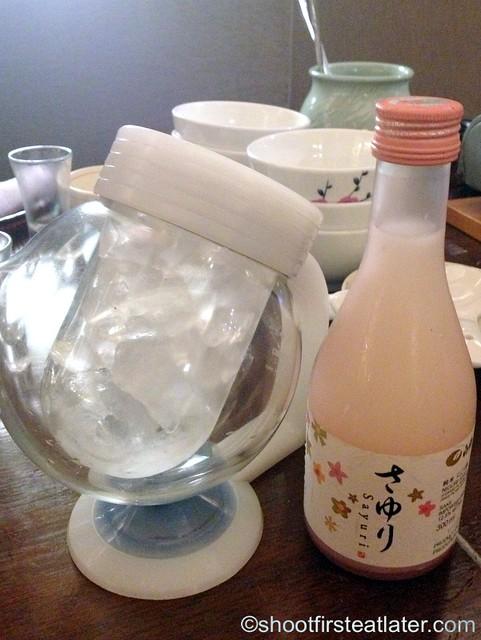 Hakutsuru (White Crane) Sayuri Nigori Sake P3,880