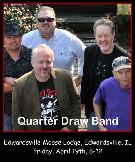 Quarter Draw Band 4-19-13