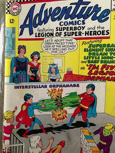 Adventure Comics v1 #356