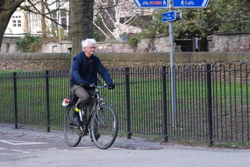 Everyday cyclist