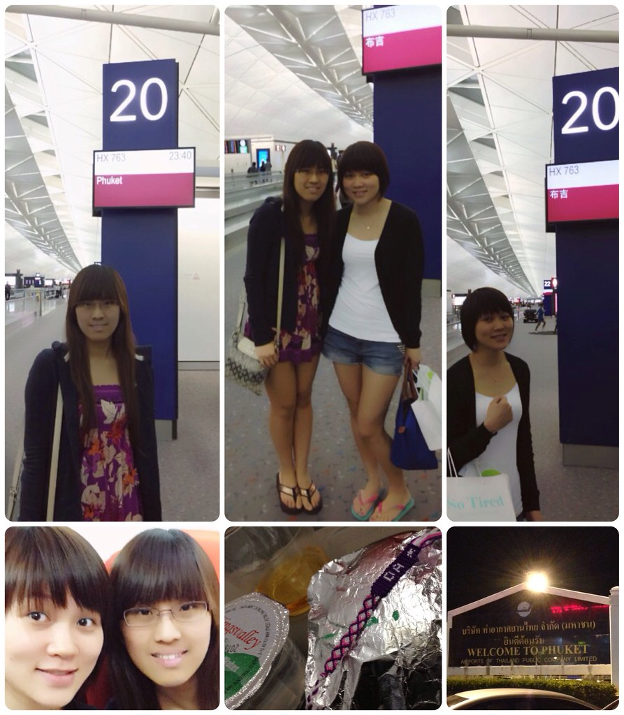 Phuket 2013, Day 1
