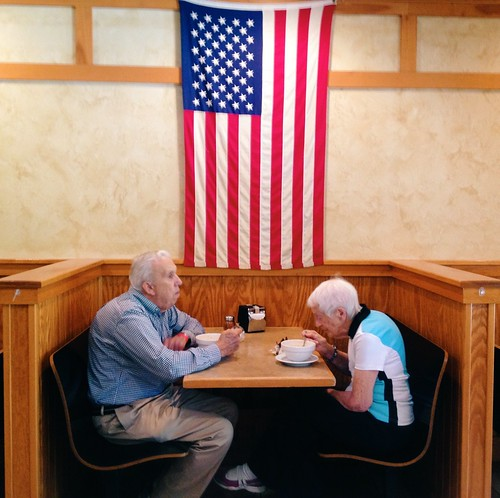 Lunch in America by smLombardi