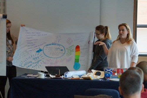 BlueLightCamp Hackathon 2013 by Sasha Taylor, on Flickr