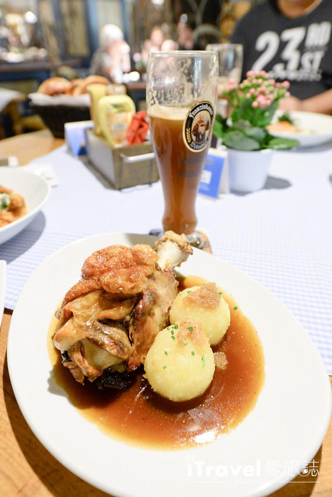 《德国自由行》六天五夜慕尼黑行程攻略:德国啤酒节主题旅行,一日乘车卷五人同行跑透透。