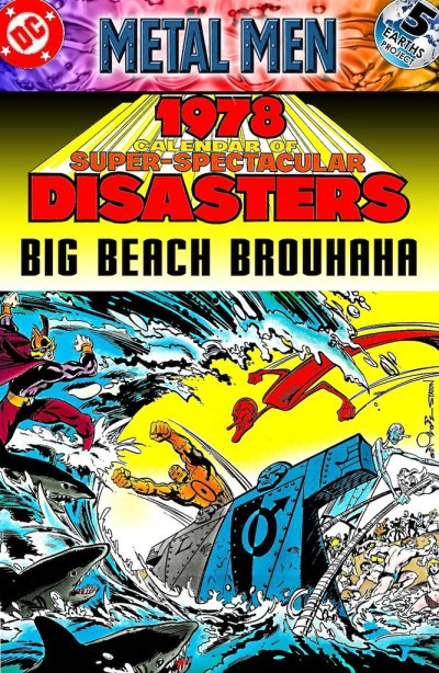 The Metal Men: Times Past, 1980: Big Beach Brouhaha