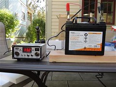 Harbor Freight Solar Kit (14)