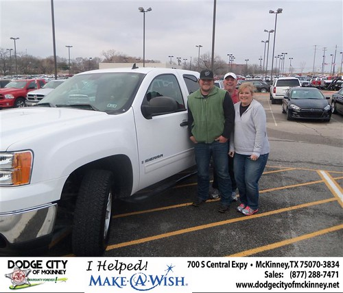 Dodge City of McKinney would like to wish a Happy Birthday to Jeffery Nichols! by Dodge City McKinney Texas